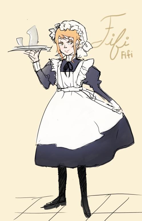 maidSketch